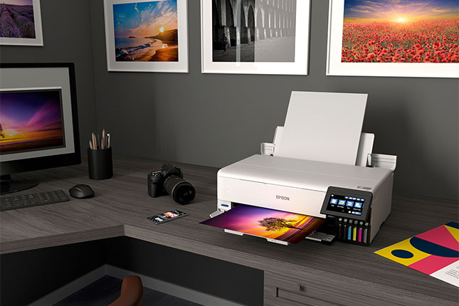 """Epson announces EcoTank Photo printers promising lab-quality prints up to 13"""" x 19"""" at a much lower cost"""
