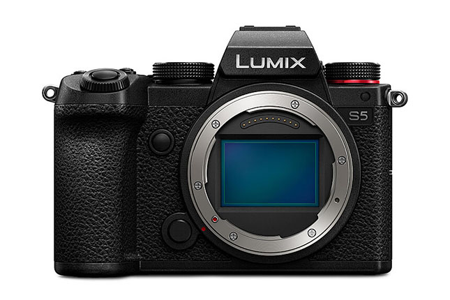 Panasonic announces new firmware updates for the Lumix S1, S1R and S5