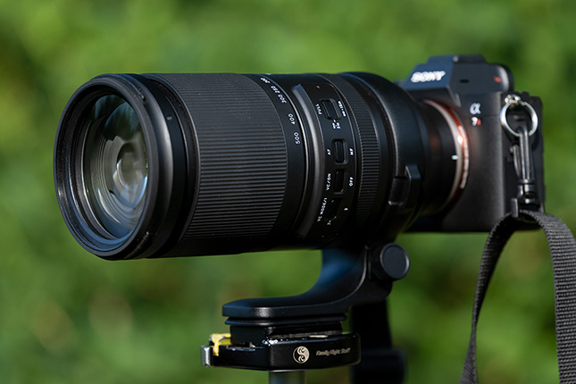 Tamron 150-500mm f/5-6.7 Di III VC VXD Field Test: Zoom lens delivers impressive performance and value