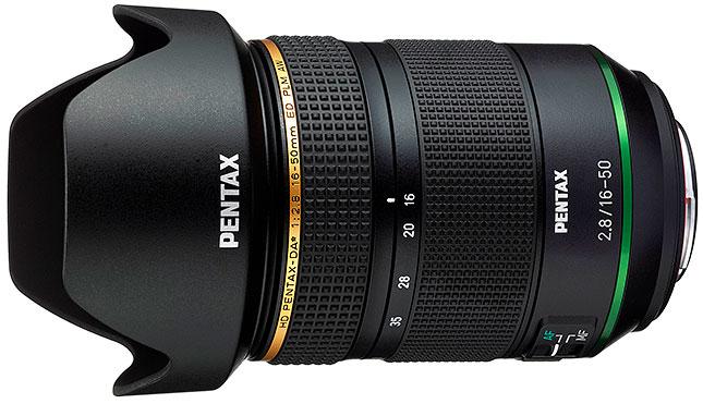 Ricoh announces updated Pentax DA* 16-50mm f/2.8 APS-C zoom with new optics and PLM focus motor