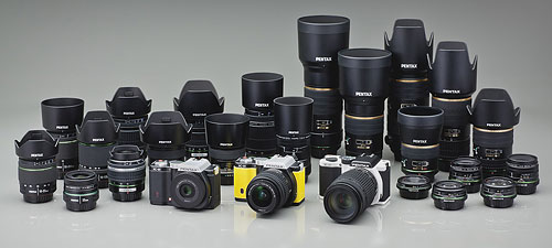 Say what you will, other camera systems. Pentax mirrorless owners have them some lens selection! Photo provided by Pentax Ricoh Imaging Co. Ltd.