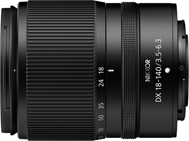 Nikon announces Z 18-140mm f/3.5-6.3 VR DX all-in-one zoom for APS-C Z-mount mirrorless cameras