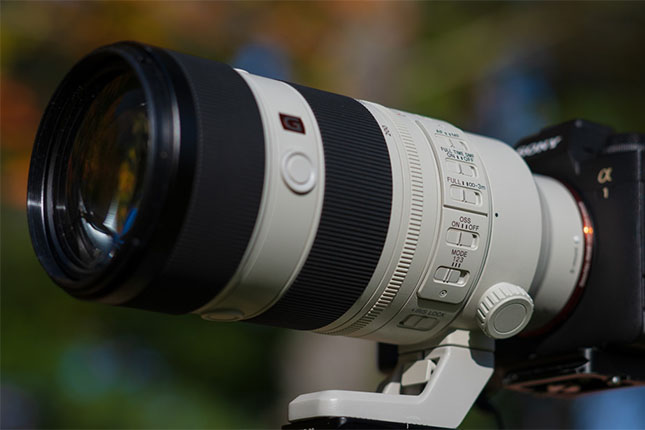 Sony FE 70-200mm f/2.8 GM OSS II announced: Read our review of Sony's first mark II G Master lens