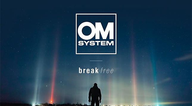 """OM Digital Solutions announces new """"OM SYSTEM"""" brand, replacing Olympus name for its photo products"""
