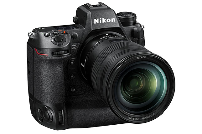 Nikon Z9 revealed: 45.7MP stacked sensor, 20 fps RAW shooting for 1000  frames, 8K video and more