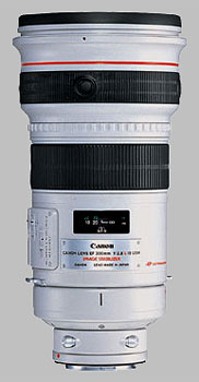 image of the Canon EF 300mm f/2.8L IS USM lens