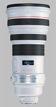 image of the Canon EF 400mm f/2.8L IS USM lens
