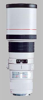 image of the Canon EF 400mm f/5.6L USM lens