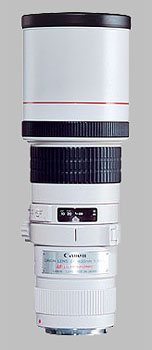 image of the Canon EF 400mm f/5.6L USM lens