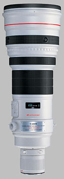 image of the Canon EF 600mm f/4L IS USM lens