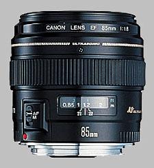 image of Canon EF 85mm f/1.8 USM