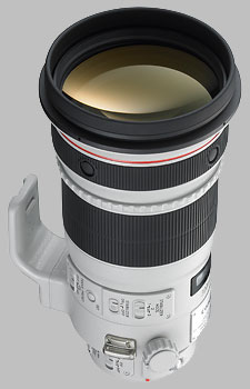 image of the Canon EF 300mm f/2.8L IS II USM lens