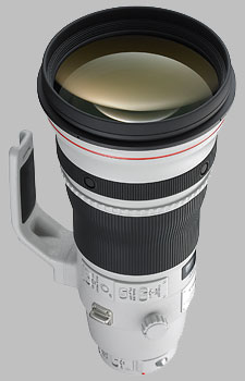 image of the Canon EF 400mm f/2.8L IS II USM lens
