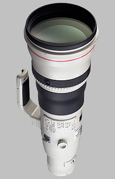 image of the Canon EF 800mm f/5.6L IS USM lens