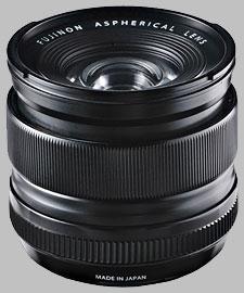 image of the Fujinon XF 14mm f/2.8 R lens