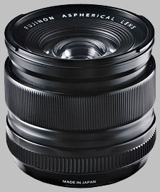 image of the Fujinon XF 14mm f/2.8 R lens