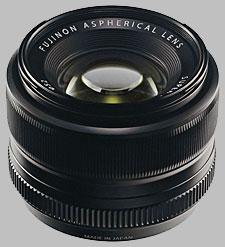image of the Fujinon XF 35mm f/1.4 R lens