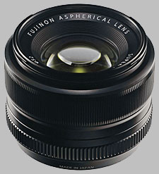 image of the Fujinon XF 35mm f/1.4 R lens