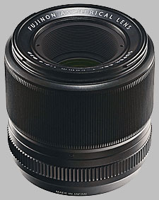 image of the Fujinon XF 60mm f/2.4 R Macro lens