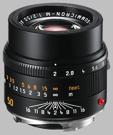 image of the Leica 50mm f/2 APO-Summicron-M Asph. lens