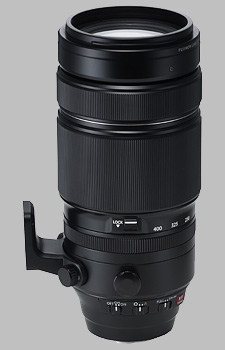 image of the Fujinon XF 100-400mm f/4.5-5.6 R LM OIS WR lens