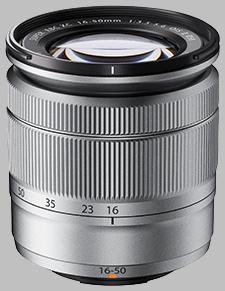 image of the Fujinon XC 16-50mm f/3.5-5.6 OIS II lens