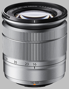 image of the Fujinon XC 16-50mm f/3.5-5.6 OIS II lens