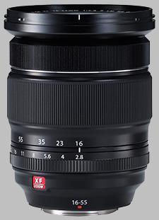 image of Fujinon XF 16-55mm f/2.8 R LM WR