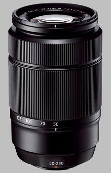 image of the Fujinon XC 50-230mm f/4.5-6.7 OIS lens