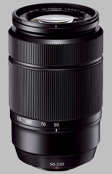 image of the Fujinon XC 50-230mm f/4.5-6.7 OIS lens