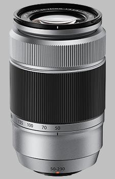 image of the Fujinon XC 50-230mm f/4.5-6.7 OIS II lens