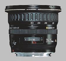 image of Canon EF 20-35mm f/3.5-4.5 USM