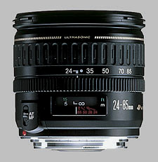 image of the Canon EF 24-85mm f/3.5-4.5 USM lens