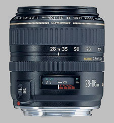 image of the Canon EF 28-105mm f/3.5-4.5 II USM lens