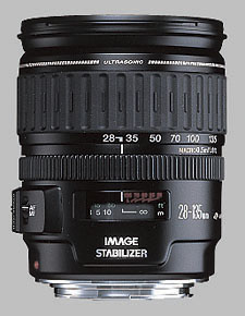 image of the Canon EF 28-135mm f/3.5-5.6 IS USM lens