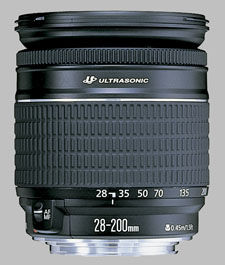 image of the Canon EF 28-200mm f/3.5-5.6 USM lens