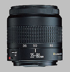 image of the Canon EF 35-80mm f/4-5.6 III lens