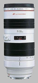 image of the Canon EF 70-200mm f/2.8L USM lens