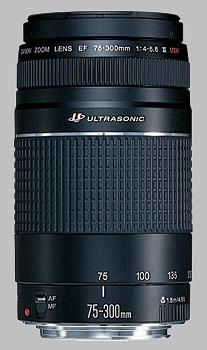 image of Canon EF 75-300mm f/4-5.6 III USM