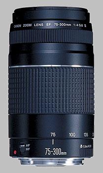 image of Canon EF 75-300mm f/4-5.6 III