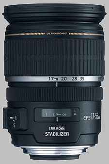 image of the Canon EF-S 17-55mm f/2.8 IS USM lens