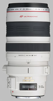 image of the Canon EF 28-300mm f/3.5-5.6L IS USM lens