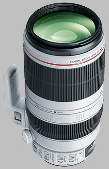 image of the Canon EF 100-400mm f/4.5-5.6L IS II USM lens