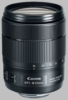 image of the Canon EF-S 18-135mm f/3.5-5.6 IS USM lens