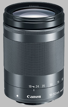 image of the Canon EF-M 18-150mm f/3.5-6.3 IS STM lens