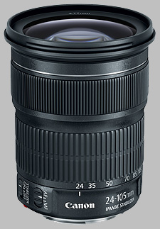 image of the Canon EF 24-105mm f/3.5-5.6 IS STM lens
