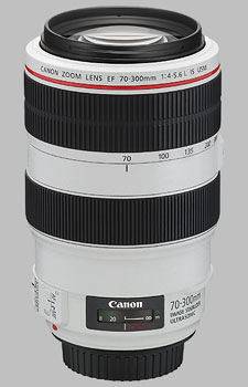 image of the Canon EF 70-300mm f/4-5.6L IS USM lens