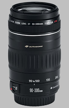 image of the Canon EF 90-300mm f/4.5-5.6 USM lens