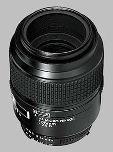 image of the Nikon 105mm f/2.8D AF Micro Nikkor lens