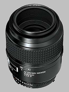 image of the Nikon 105mm f/2.8D AF Micro Nikkor lens